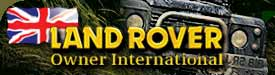 Land Rover Owners International